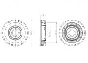 谐波减速机 SHD系列 组合型